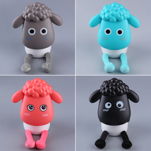 2016 high quality Electric USB Rechargeable LED Portable Lamp Happy Sheep Lamp Desk Light Worldwide Store(China (Mainland))