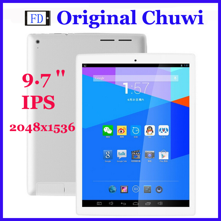 Tablet CHUWI V99i 9.7'' 2048x1536 IPS External 3G Android 4.2 Tablet PC Intel Z3735D Quad Core 1.33GHz GPS Bluetooth WiFi OTG(China (Mainland))