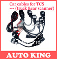 Crazy buy Hot Selling OBD2 Cable for all tcs cdp pro multidiag pro full 8 pcs