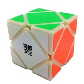 New Arrival MoYu Skewb Speed Cube Puzzle Primary Colour Learning & Education Toy Good Gift Educational Toy Special Toys Concept(China (Mainland))