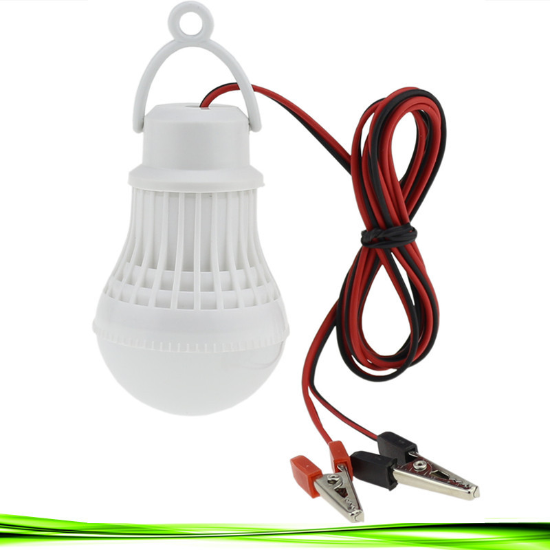 High Power 12V Led Bulb Portable Led Lamp Outdoor Camp Tent Night Fishing Emergency street vendor stall Hanging Light 3/5/7/9W(China (Mainland))