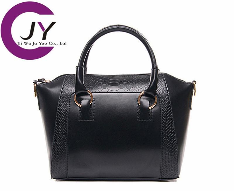 JuYao New 2016 Women Messenger bag Women's Fashion Crocodile pattern PU Leather Handbags Designer lady shoulder - POLG JUYAO official store