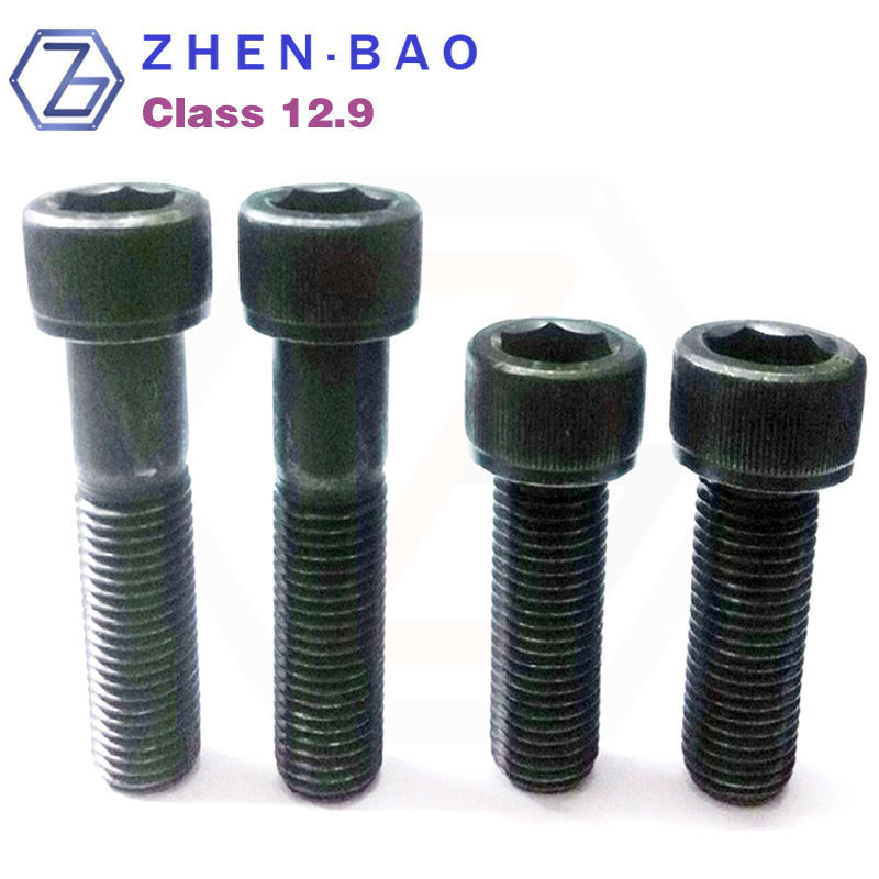m16*65 , 10pcs , 12.9 class Metric Thread alloy steel bolts , Maintenance bolt made in china(China (Mainland))