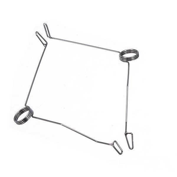 BidWise Shop 6Pcs Lock Picks Spring Tension Wrench Set Locksmith Tools(China (Mainland))