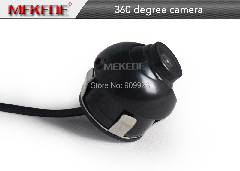 Free shiping + Sony CCD HD night vision 360 degree car rear view camera front view side view reversing backup rearview(China (Mainland))