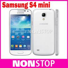 Unlocked Original Samsung Galaxy S4 mini SIIII i9192 i9195 Dual-core Dual SIM 8MP GPS WIFI Refurbished Mobile Phone(China (Mainland))