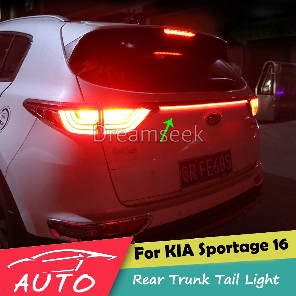 2017 Kia Sportage Tail Light Replacement