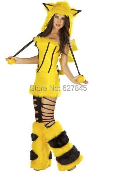 Pikachu Costume For Women