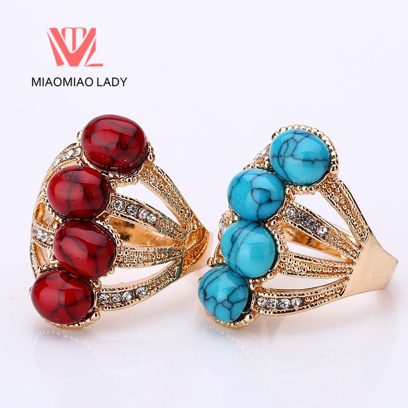 Popular Turquoise Wedding Ring Sets Buy Cheap Turquoise Wedding Ring Sets Lots From China