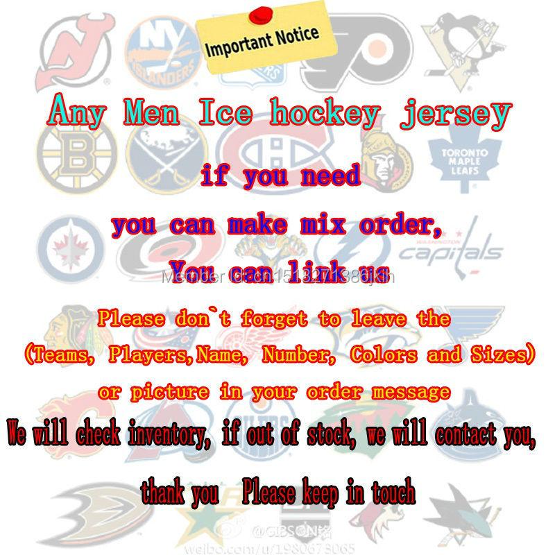 Ice Hockey Jerseys men women kids youth jersey Any player, team(China (Mainland))