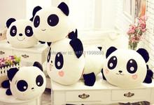 30 см гигантская панда подушка мини плюшевые игрушки чучела животных игрушка кукла подушка плюшевые поддержи кукла день святого валентина подарок детям подарок