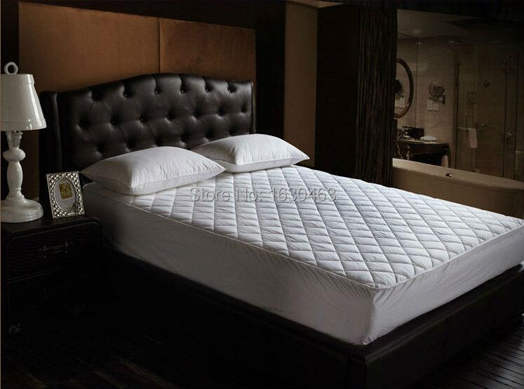 Achetez en gros vibrant matelas pad en ligne des for Taille housse de couette pour lit 160