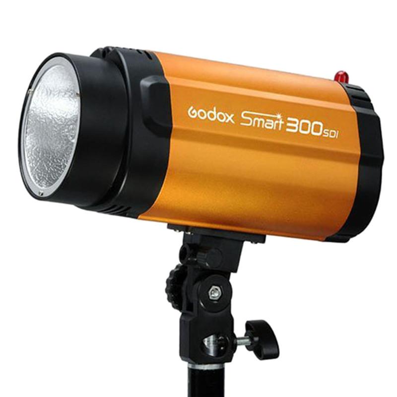 GODOX Smart Studio Flash Light 300SDI 110V 300 Watts Plug-in 8-step Control Photographic Lighting UK Plug 110V<br><br>Aliexpress
