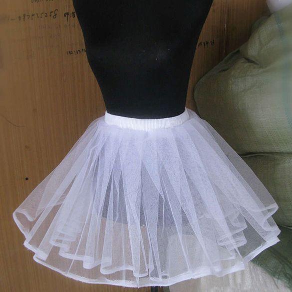 Girl Women's Petticoat Pettiskirt Tutu Skirt Swing Rockabilly Pinup DF13436 - tttstar store