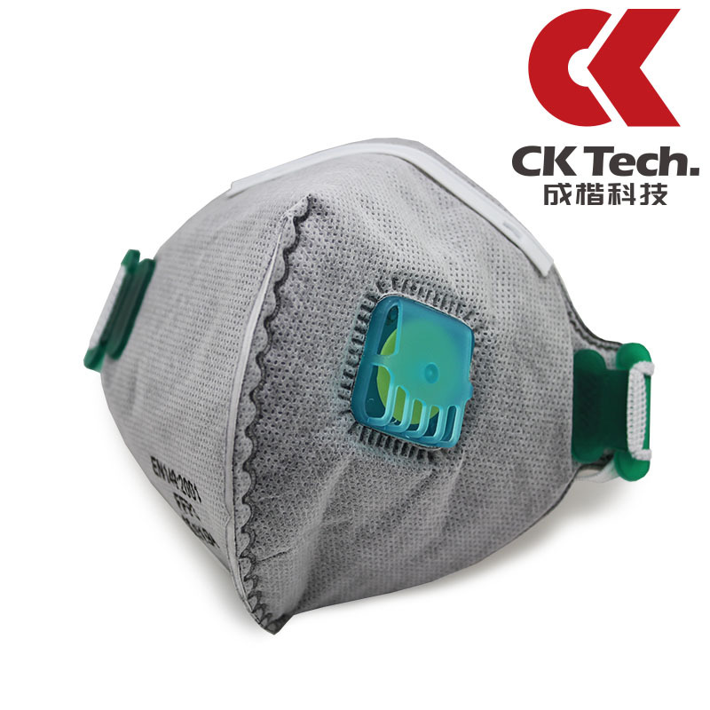 Activated carbon dust mask N95 avian flu virus secondhand smoke haze pollution protection Free Shipping(China (Mainland))