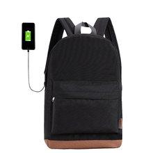 TINYAT hommes mâle toile sac à dos gris décontracté sacs à dos 15 pouces sacs à dos d'ordinateur portable collège étudiant sac d'école sac à dos femmes Mochila(China)