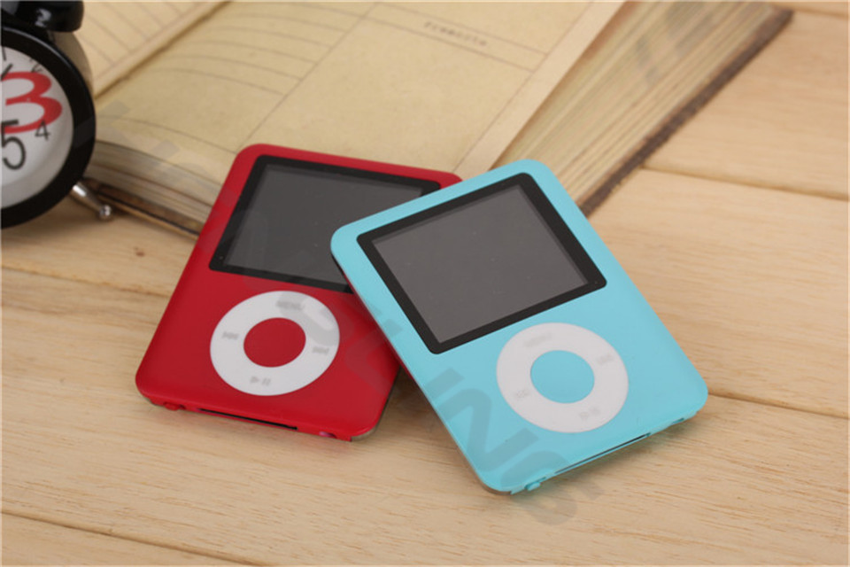 """New style Best Sale MP4 Player 8GB 1.8"""" FM Players FM Ebook Mp3 Music Player.(China (Mainland))"""