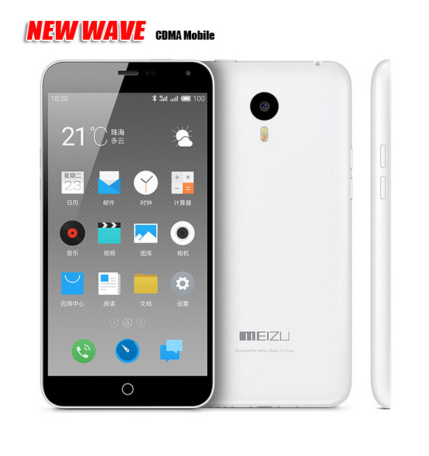 """In stock MEIZU M1 Note Note CDMA LTE Noblue M1 Note 4G 5.5"""" 1080P Snapdragon MSM8939 Octa Core 13.0Mp 2G RAM 16G ROM(China (Mainland))"""