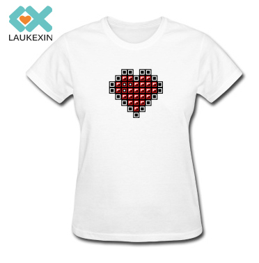 2015 Women's T-shirts 100% Cotton Fashion Personal Custom Casual Tees High Quality Printed Graphic Plus Size S-2XL Clothings(China (Mainland))