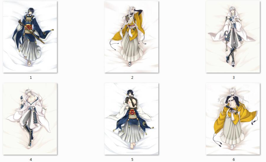 150x200cm hot anime cool boy touken ranbu Characters kashuu kiyomitsu sheets Token Ranbu Saniwa sage blanket & Duvet Cover(China (Mainland))