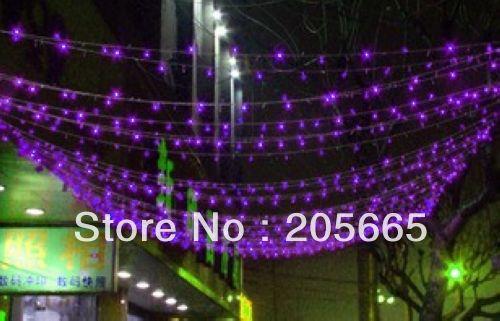 Purple LED Waterfall Light for Wedding Party 300 LEDS String Light 3x3 meters110V US Plug and 220V EU Plug<br><br>Aliexpress