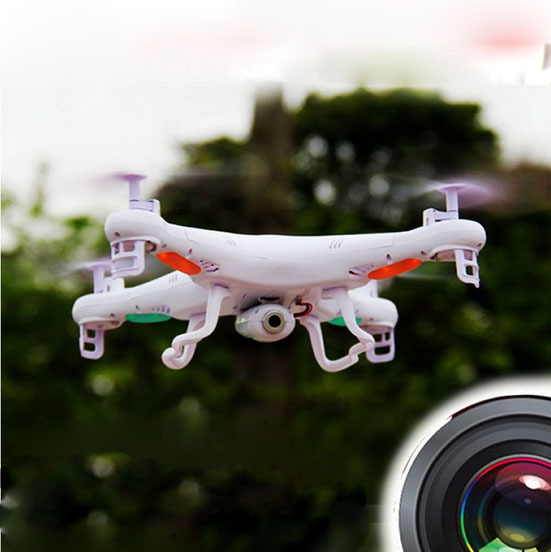 Syma X5c 6-axis Four-rotor Aircraft Aerial Rpv 2.4g Drones Quadrocopter With Camera Hd 2mp A30201366(China (Mainland))