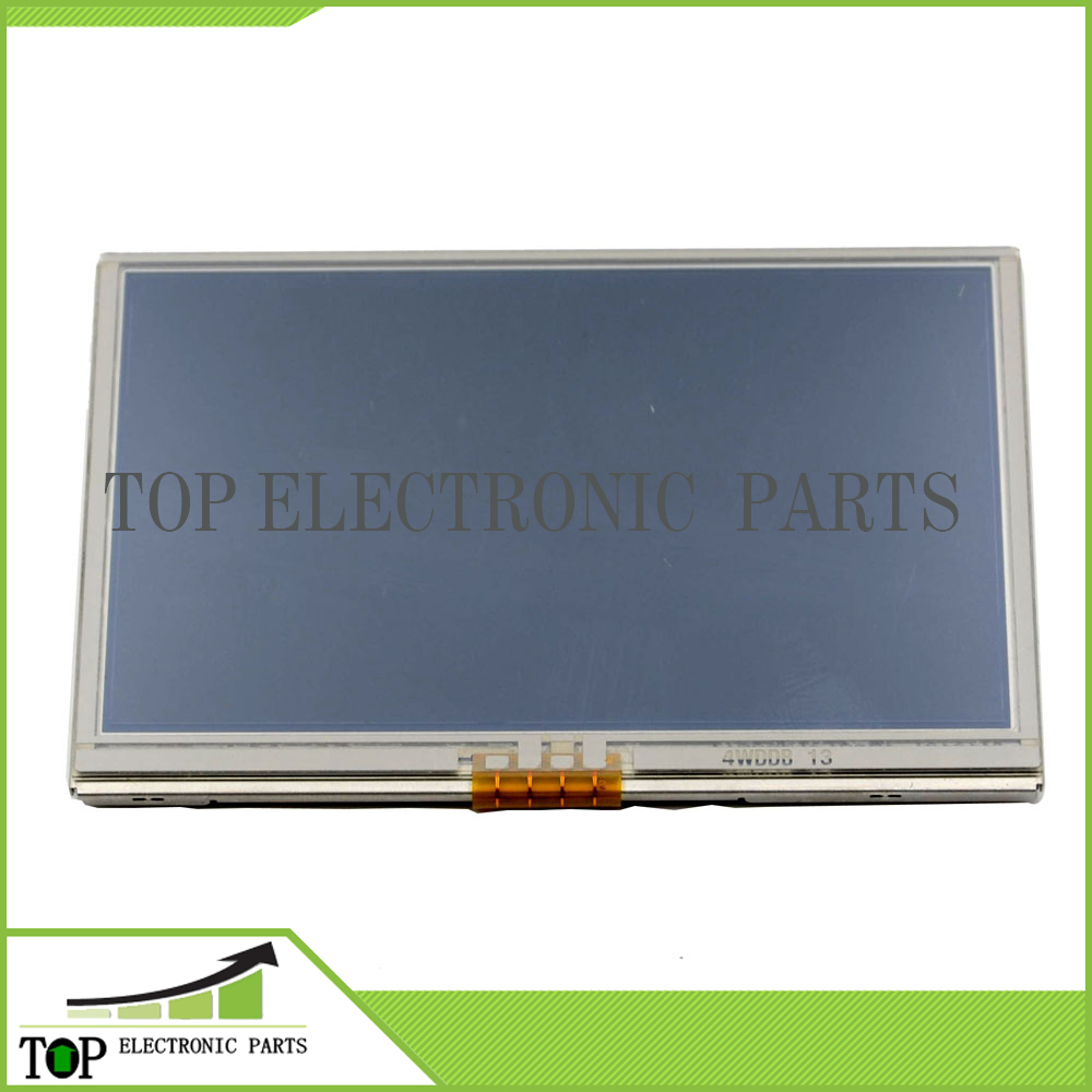 TomTom One XL 340 350 LCD Screen Dispaly + Touch Panel Digitizer Glass(China (Mainland))
