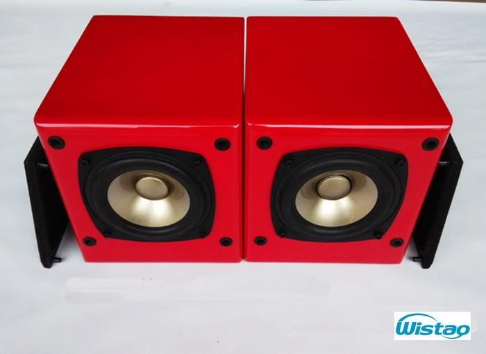 Hifi 4 дюйм(ов) полный спектр спикер 2 x 60 Вт 4 Ом 60 Гц - 23 кГц 92dB макс AKISUI4 фото
