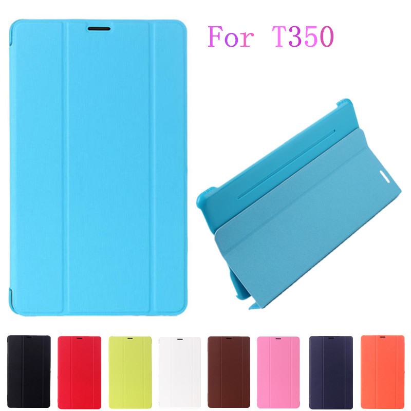1:1 Business Smart Pu Leather Book Cover stand Case For Samsung Galaxy Tab A 8.0 T350 T351 T355 <br><br>Aliexpress
