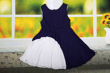 Summer style 2015 summer flower girl dress princess for the girl clothes for baby clothes 2-11 years old children