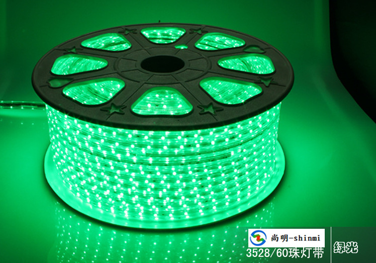High pressure article lamp, 3528 60 LED / 220 v high voltage LED lights, a variety of color choices<br><br>Aliexpress