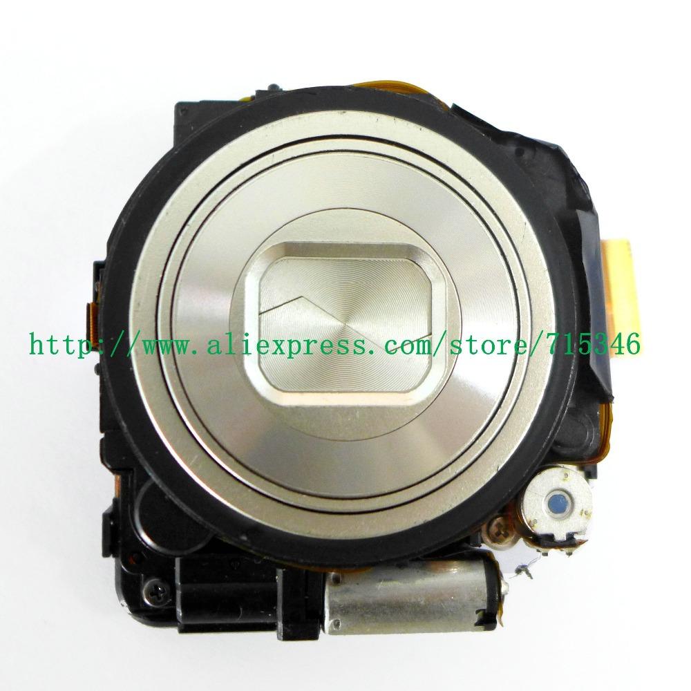 95%NEW Lens Zoom Unit For Nikon Coolpix S3300 S4300 Digital Camera Repair Part Silver ( NO CCD )(China (Mainland))