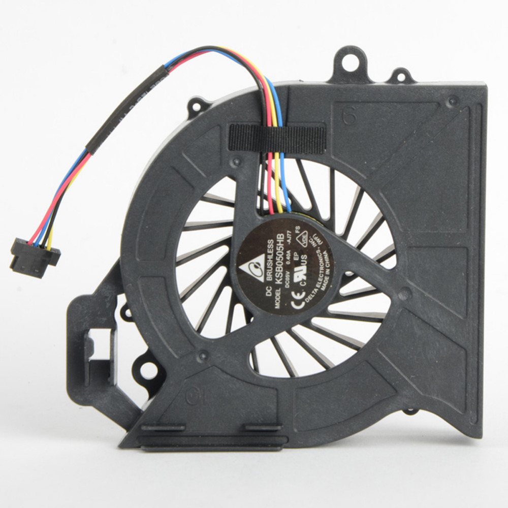 Notebook Computer Replacements Cpu Cooling Fans Fit For HP DV6-6000 DV6-6050 DV6-6090 DV6-6100 Laptops Cooler Fan F0617 P72(China (Mainland))