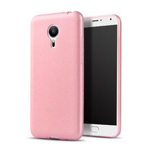 For MEIZU M2 Note Case, Matte Ultra Thin Colorful Silicone Cover for Meizu m2 note Cases