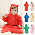 Newborn Baby Sleeping Bag For Stroller Winter Footmuff Bed Swaddle Blanket Sack Saco Silla De