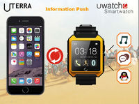 U Watch 2015 U U /blUetooth SmartWatch Android HTC samsUng iPhone 6 U TERRA