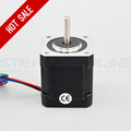 Nema 17 Stepper Motor 84oz in 59Ncm 42x42x48mm Nema17 Bipolar 1m Cable With Connector For 3D