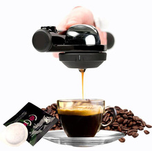 Buy Portable coffee machine mini espresso coffee maker manual handheld coffee pot easy operation for $68.99 in AliExpress store