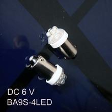 Buy High 6v BA9s led Signal lights,BA9s led Instrument lights,DC6.3V BA9s led lights led Pilot lamps free 10pcs/lot for $11.84 in AliExpress store