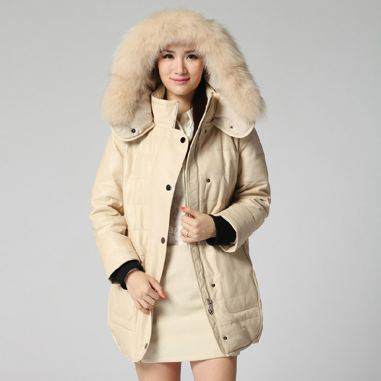 Winter Coats With Fur Trim - Coat Racks