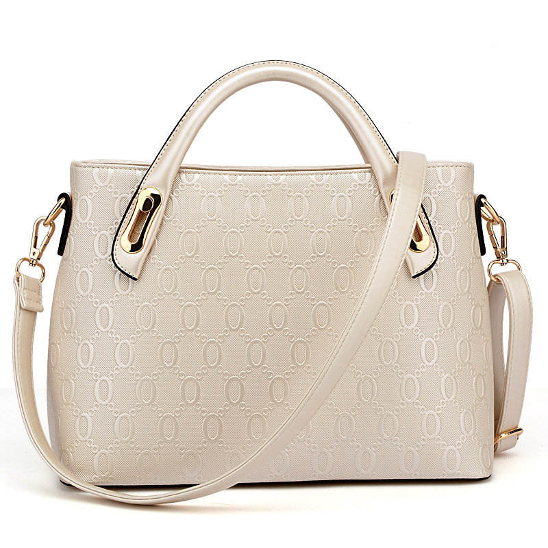 Famous Brands embossed tote Handbags 2016 Luxury Elegant Female Big Bags crossbody shoulder bags ladies large tote bag wedding(China (Mainland))