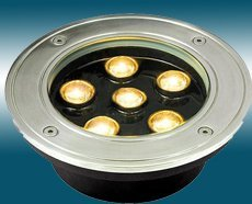 LED Underground light;6*1W;IP67