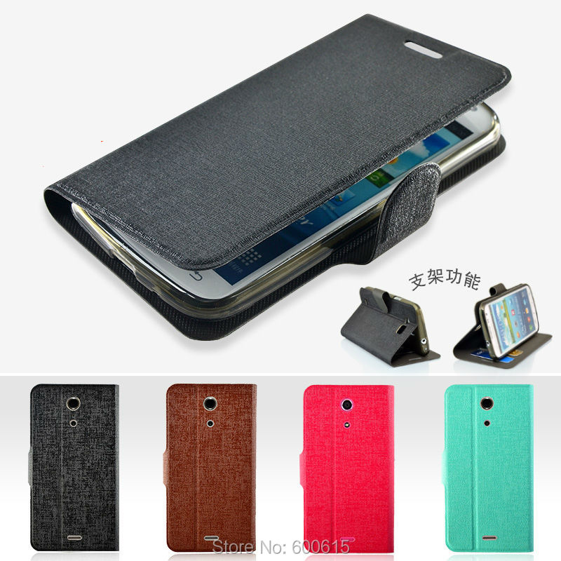 Гаджет  Luxury Flip PU Leather Case Cover With Card Slot and Stand Holder For Sony Xperia ZR/M36h/C5503 Free Shipping 1 Piece None Телефоны и Телекоммуникации