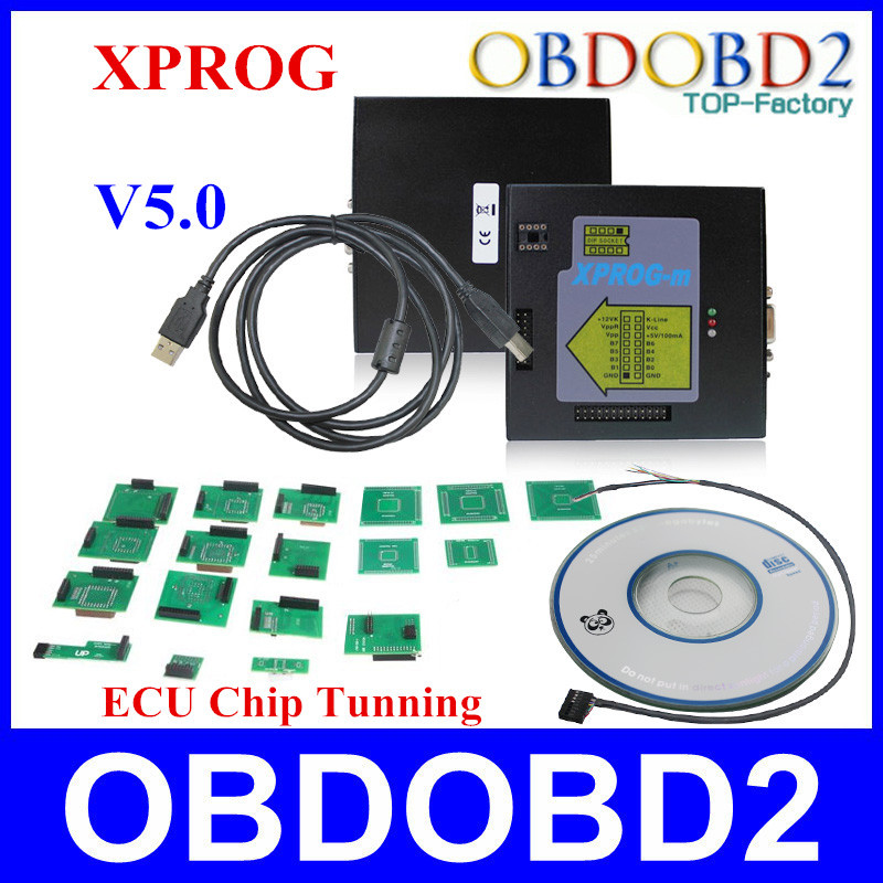 New Metal Model XPROG-M xprog, xprog m Programmer V5.0 with High Performance with Free Shipping<br><br>Aliexpress