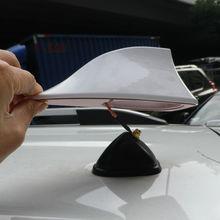 Mitsubishi ASX aileron de requin antenne antennes radio de voiture spéciale requin signal d'antenne automatique fin récent disign