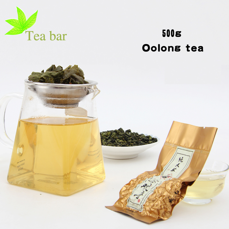 oolong tea Best Selling Top Quality tieguanyin 500g Vacuum Pack Natural Health food Lose Weight Chinese Organic tikuanyin H006(China (Mainland))