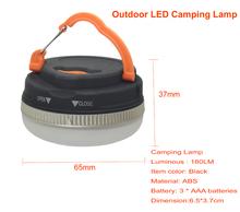 flashlight Light Camping Lamp Outdoor LED Tent Light with Handle 5 mode Brightness Settings Camping Lantern Hiking(China (Mainland))