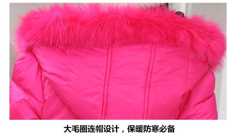 Скидки на Детские Девушки Зимнее Пальто Куртки детей во всех новых детей зимой толстые куртки