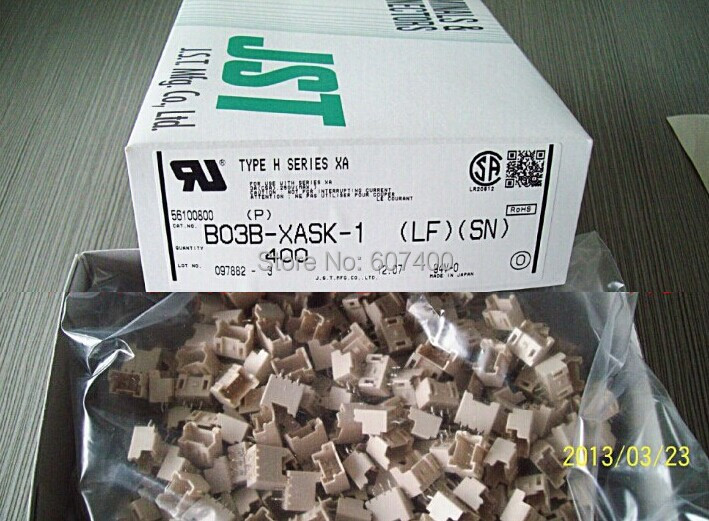 B03B-XASK-1-A (LF)(SN)  JST Connectors terminals housings 100% new and original parts B03B-XASK-1-A <br><br>Aliexpress