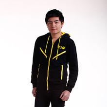 Free Shipping New GUNDAM Anime Hoody Hoodie Fleece Winter Zipper Sweatshirt Coat Jacket Animation Cosplay Coat